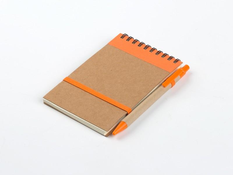 reklamni-materijal-kancelarijski-pribor-organic-boja-oranz