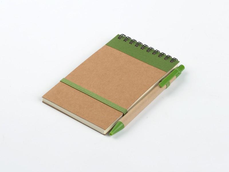 reklamni-materijal-kancelarijski-pribor-organic-boja-zelena