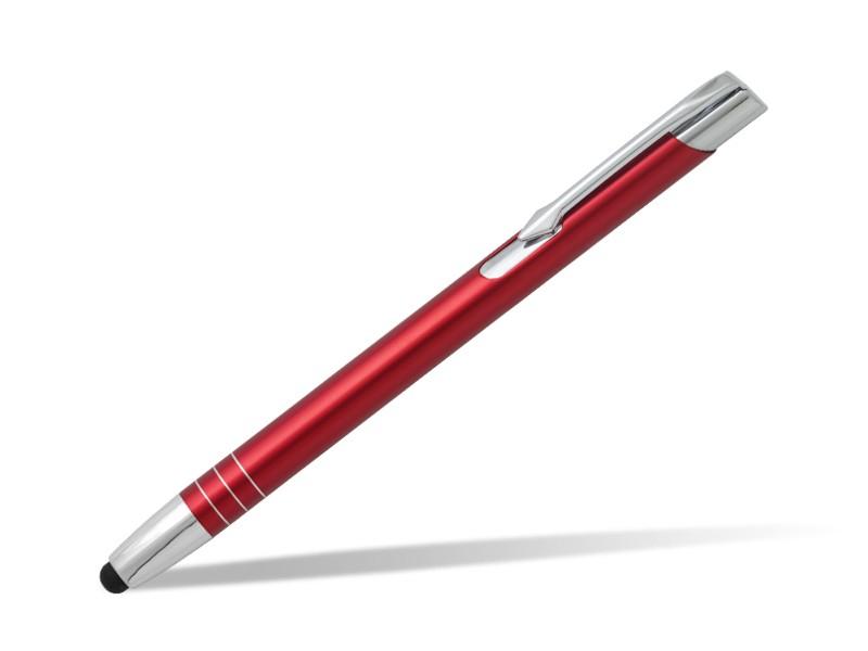 reklamni-materijal-metalne-olovke-oggi-touch-boja-crvena