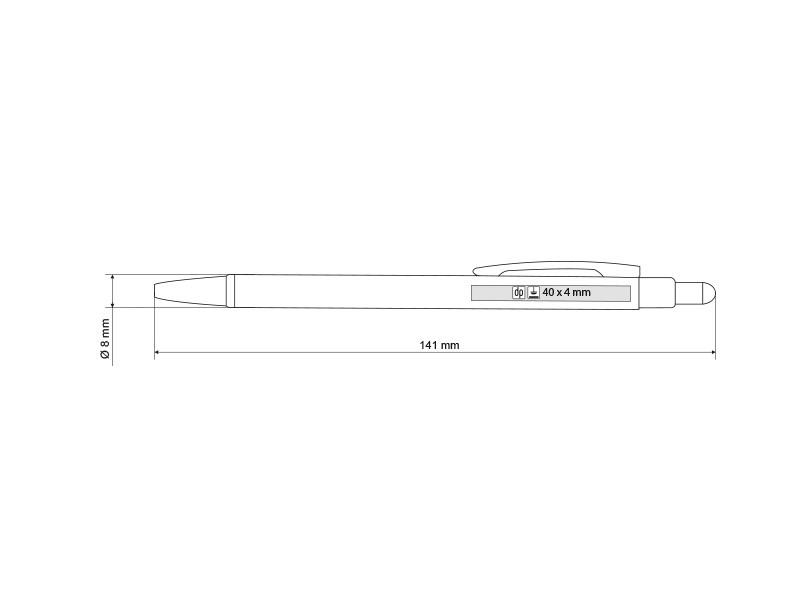 reklamni-materijal-metalne-olovke-platinum-touch-stampa