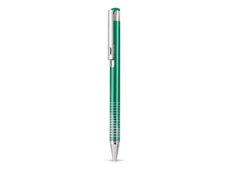 reklamni-materijal-reklamne-metalne-olovke-ring-boja-zelena