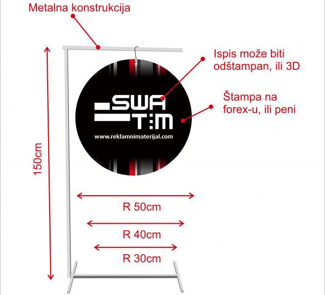 reklamni-materijal-swa-tim-bravarija-metalni-nosac-komunikacije-okrugli-dimenzije