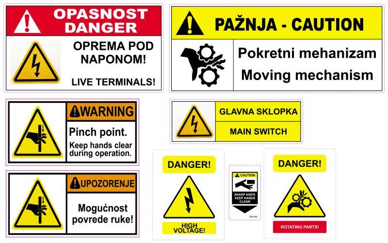 upozorenja