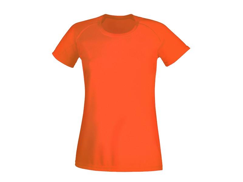reklamni-materijal-zenske-majice-record-lady-boja-neon-oranz