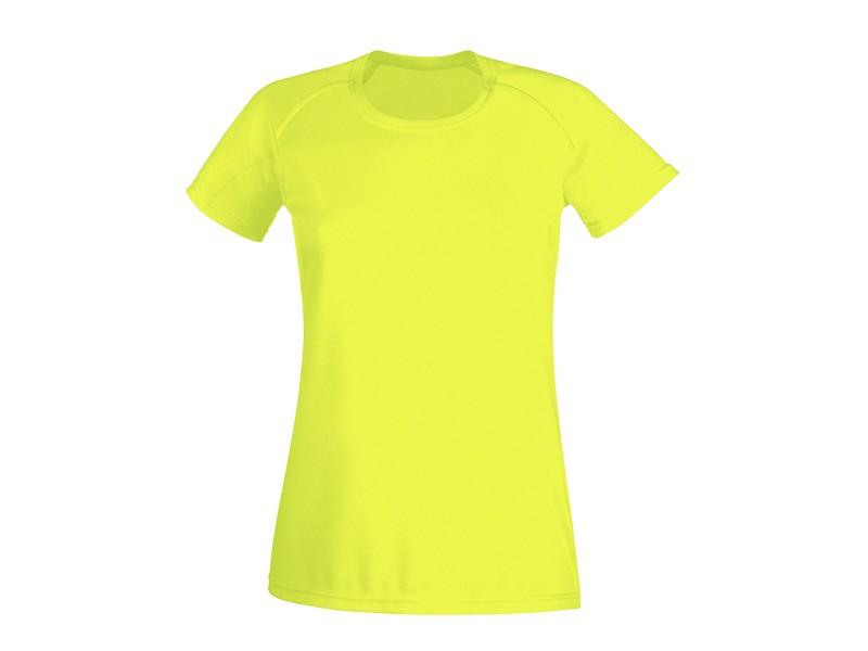 reklamni-materijal-zenske-majice-record-lady-boja-neon-zuta