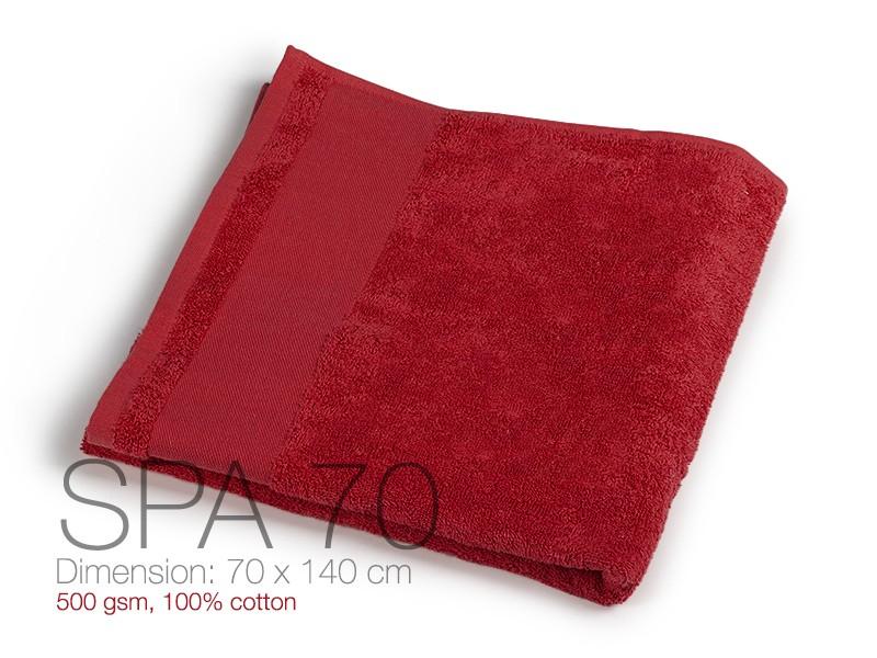 reklamni-materijal-peskiri-spa-70-boja-crvena