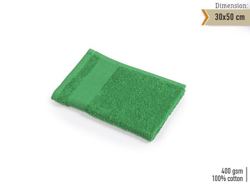reklamni-materijal-swa-tim-reklamni-tekstil-peskir-AQUA-30-boja-kelly-zelena