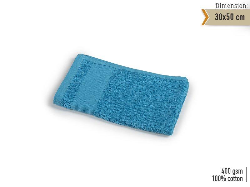 reklamni-materijal-swa-tim-reklamni-tekstil-peskir-AQUA-30-boja-tirkizno-plava