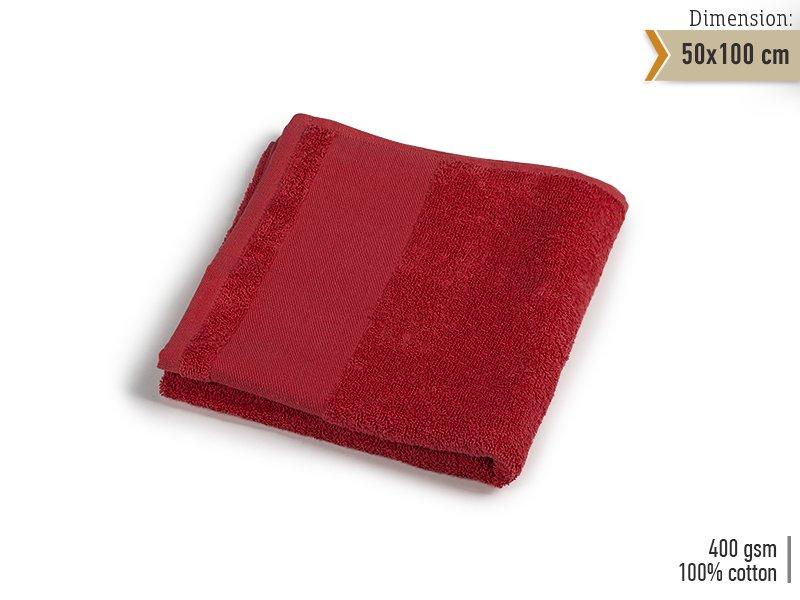 reklamni-materijal-swa-tim-reklamni-tekstil-peskir-AQUA-50-boja-crvena