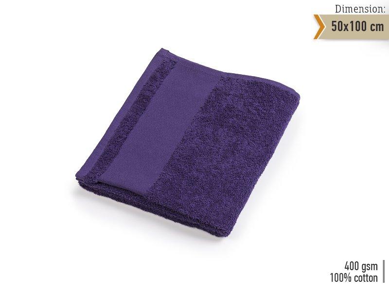 reklamni-materijal-swa-tim-reklamni-tekstil-peskir-AQUA-50-boja-ljubicasta