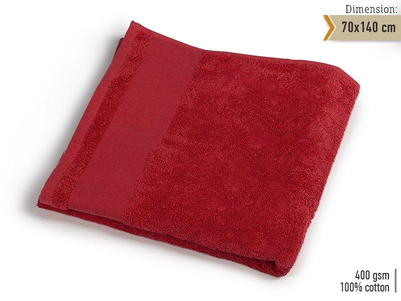 reklamni-materijal-swa-tim-reklamni-tekstil-peskir-AQUA-70-boja-crvena