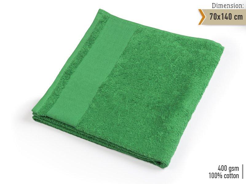 reklamni-materijal-swa-tim-reklamni-tekstil-peskir-AQUA-70-boja-kelly-zelena