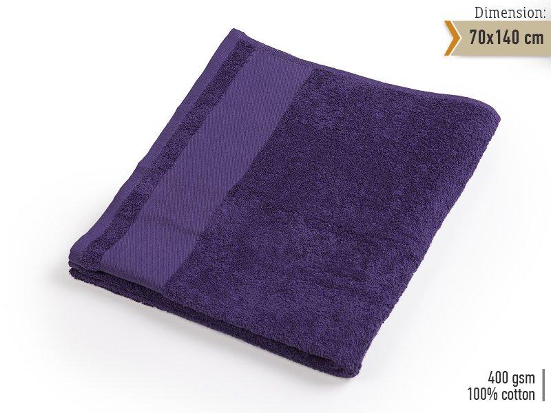 reklamni-materijal-swa-tim-reklamni-tekstil-peskir-AQUA-70-boja-ljubicasta
