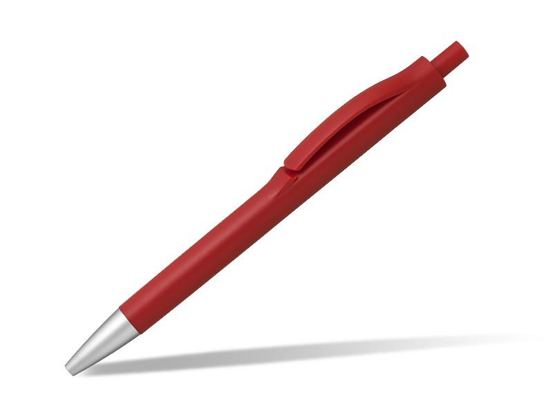 reklamni-materijal-plasticne-olovke-bridge-boja-crvena