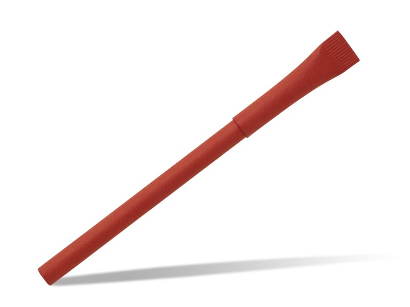 reklamni-materijal-plasticne-olovke-papirus-boja-crvena