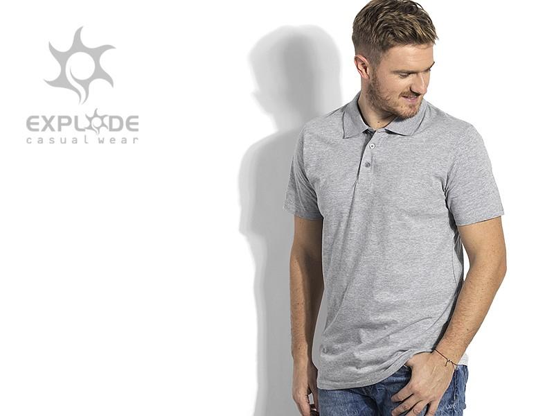 reklamni-materijal-polo-majice-uno-boja-pepeljasta