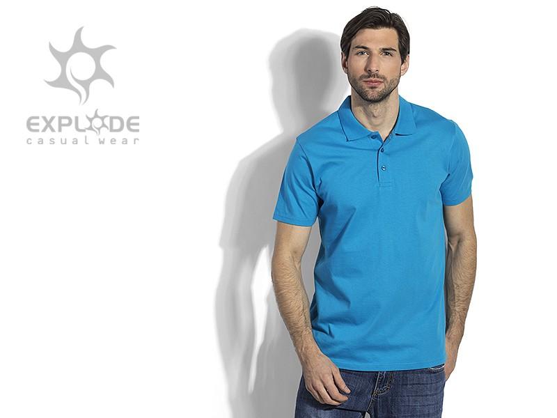 reklamni-materijal-polo-majice-uno-boja-tirkizno-plava
