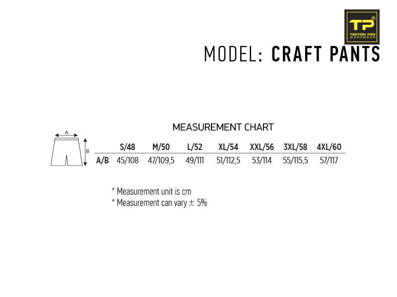 reklamni-materijal-radna-oprema-craft-pants-velicine