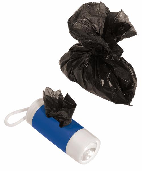 reklamni-materijal-promo-plastika-dogs-helper-led-lampa-sa-otvorom-za-kese-plava