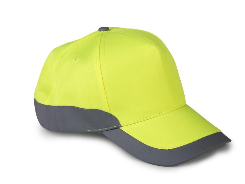 lumis-kacket-100-poliester-5-panela-fluo-zuti