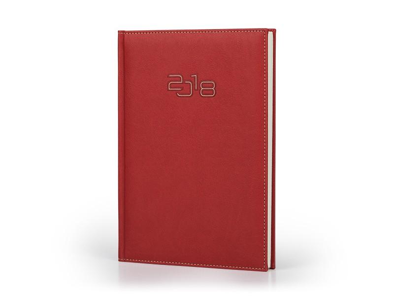 reklamni-materijal-rokovnici-agende-london-diary-boja-crvena