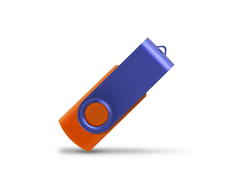 reklamni-materijal-usb-flash-memorija-smart-blue-boja-oranz