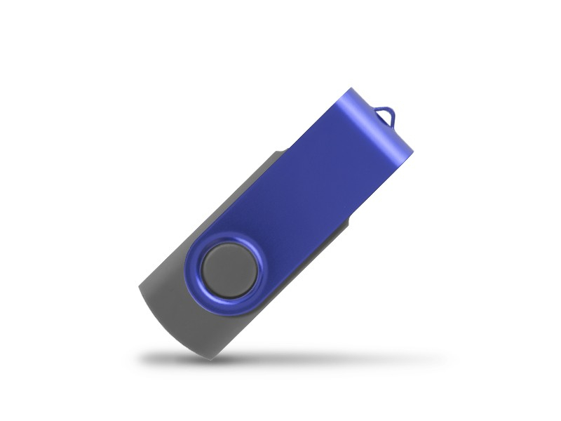reklamni-materijal-usb-flash-memorija-smart-blue-boja-siva